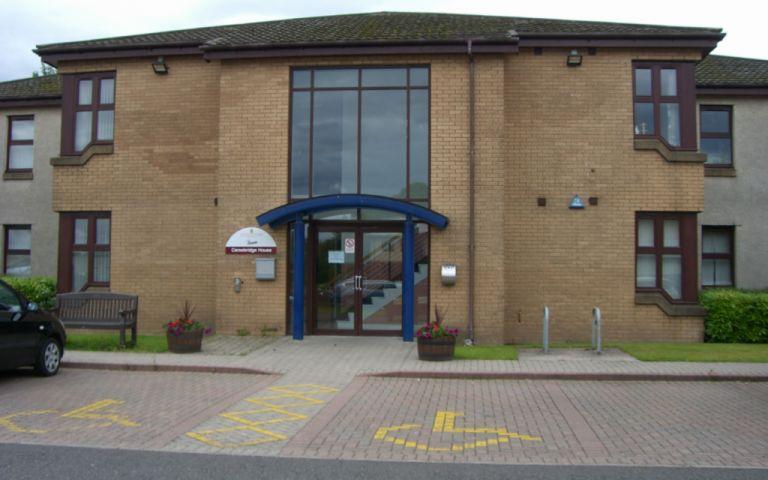 View of Carsebridge Court, FK10 3LQ