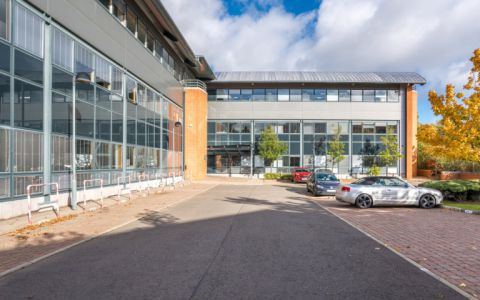 View of Redheughs Rigg, South Gyle Serviced Offices