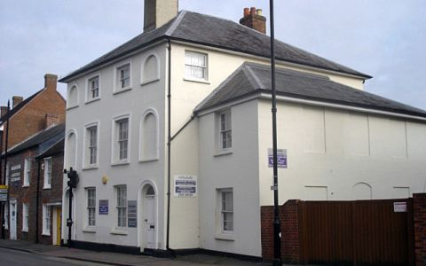 View of Bartholomew Street Serviced Offices