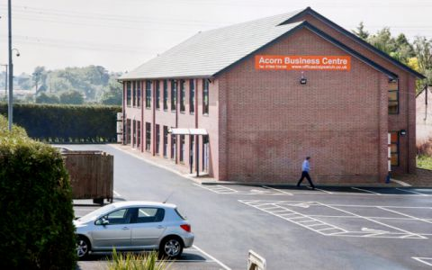 View of Paper Mill Lane Serviced Offices