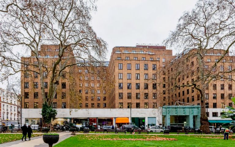 View of Berkeley Square, W1J 6BD