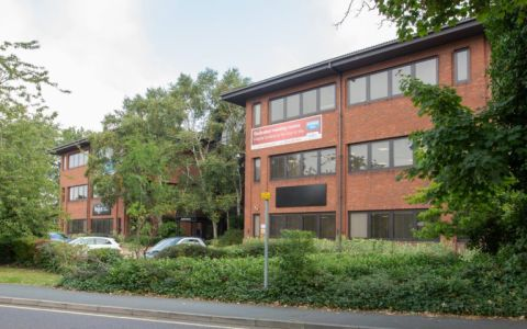 View of The Drive Serviced Offices