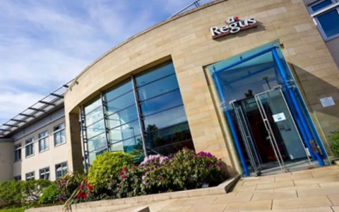 View of Lochside Place Serviced Offices