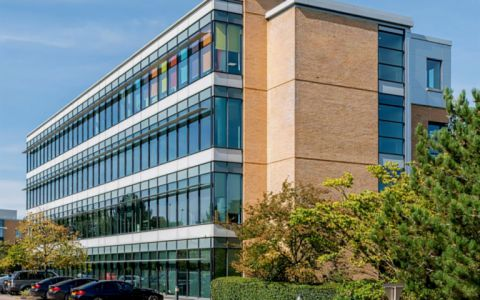 View of Manchester Business Park Serviced Offices