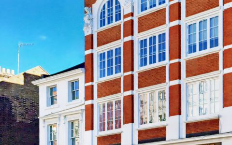 View of Kensington Church Street Serviced Offices