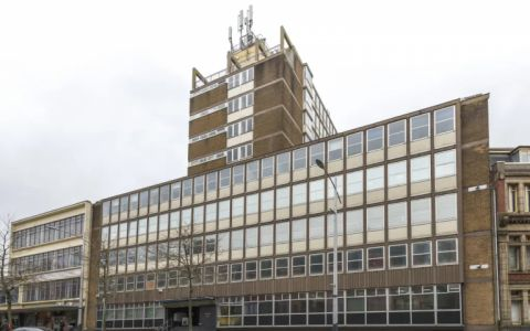 View of Princess Way Serviced Offices