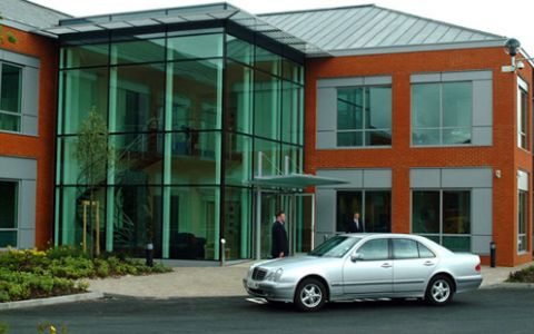 View of Starley Way Serviced Offices