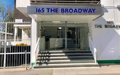 View of The Broadway Serviced Offices