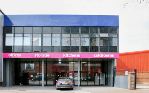 View of Acton Lane Serviced Offices