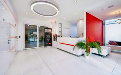 View of Uxbridge Road Serviced Offices