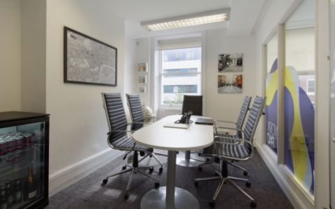 View of Baker Street Serviced Offices