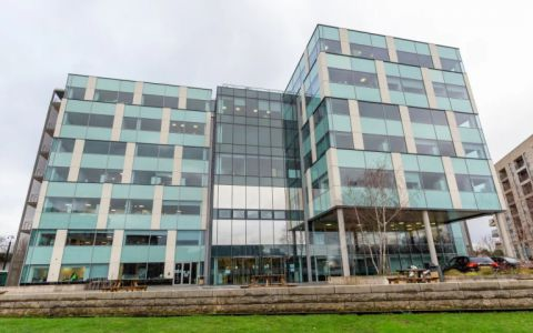 View of Lakeside Drive Serviced Offices