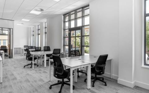 View of Watermans Business Park, The Causeway Serviced Offices