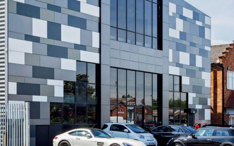 View of Brooker Road Serviced Offices