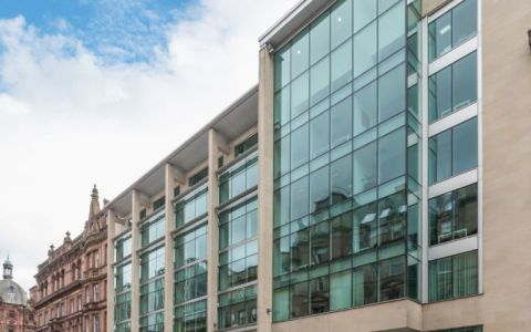 Serviced Offices West George Street, City of Glasgow