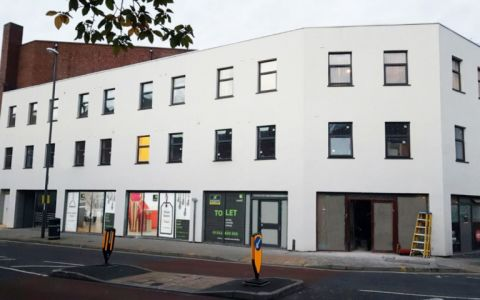 Serviced Offices Osmaston Road, Derbyshire