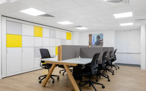 View of Lewisham High Street Serviced Offices
