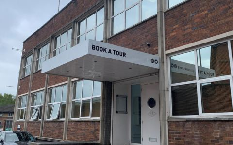 View of Ribbleton Lane Serviced Offices