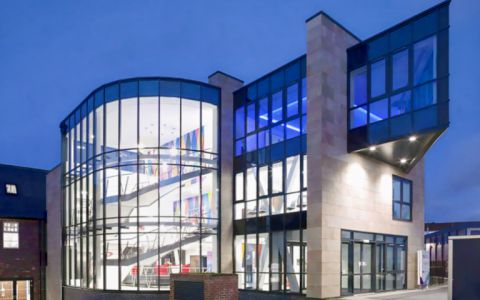 View of Hind Street Serviced Offices