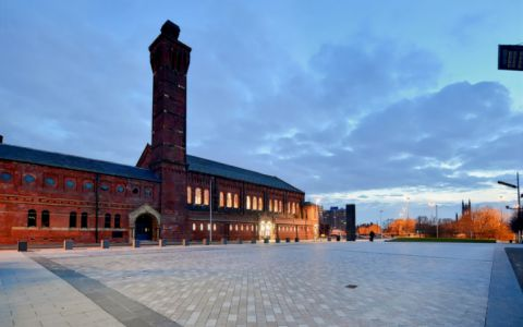 View of Ashton Old Baths, OL6 7FW