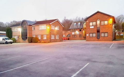 Serviced Offices Fort Fareham Industrial Site, Hampshire
