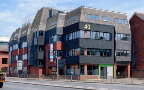 View of Caversham Road, RG1 7EB