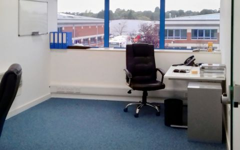 View of Forsyth Road Serviced Offices