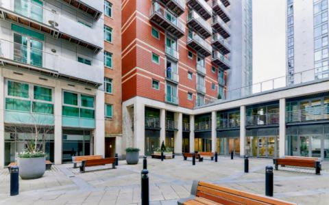 View of Albert Embankment  Serviced Offices