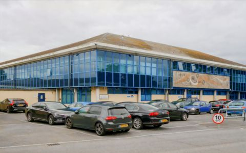 View of Wallisdown Road Serviced Offices