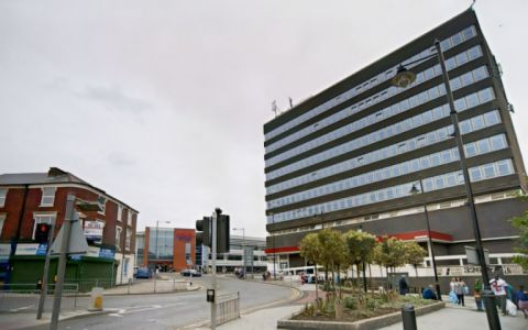 View of Park Street Serviced Offices