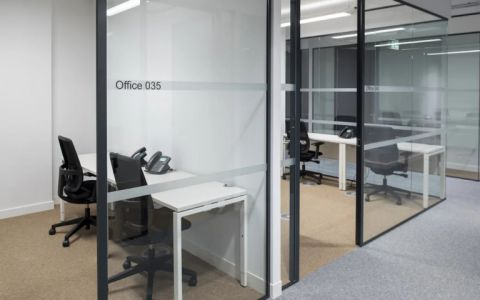 View of Charter Place Serviced Offices