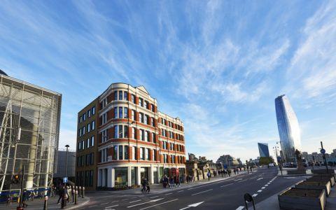View of Queen Victoria Street, EC4V 4EG