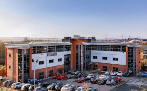 Serviced Offices Turnberry Park Road, West Yorkshire