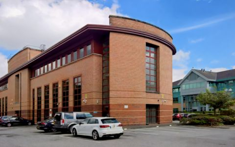 View of Stockport Road Serviced Offices