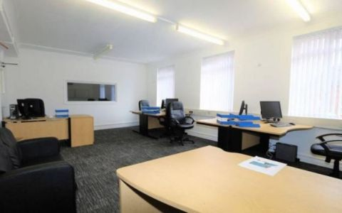 View of High Street Serviced Offices