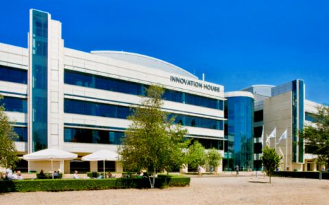 View of Discovery Park Serviced Offices