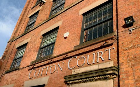 View of Cotton Court, PR1 3BY