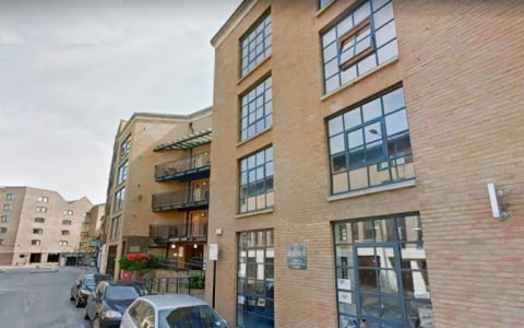 View of  Wapping Wall, E1W 3SD