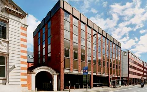 View of Shepherds Bush Road Serviced Offices