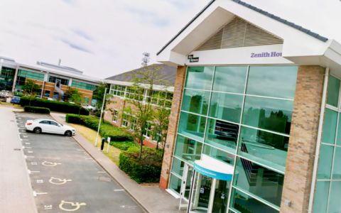 View of Highlands Road Serviced Offices