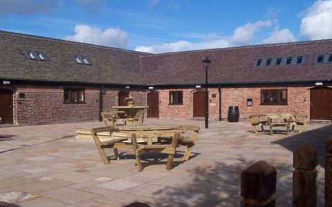 Serviced Offices Woodland Lodge, Staffordshire