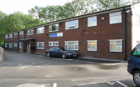 View of Humber Avenue Serviced Offices