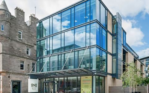 Serviced Offices Lochrin Square, City of Edinburgh