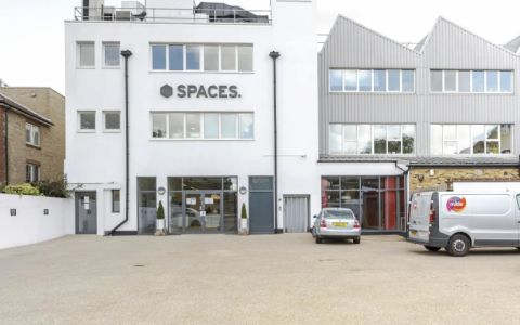 View of Fishers Lane Serviced Offices
