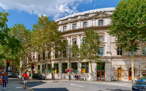 View of Charing Cross Road Serviced Offices
