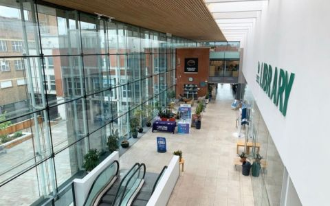 View of Epsom High Street Serviced Offices