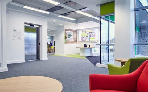 View of Pindar Road Serviced Offices