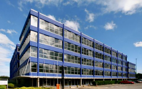 View of Nottingham Road  Serviced Offices