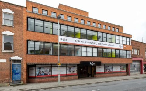 View of Worcester Street Serviced Offices