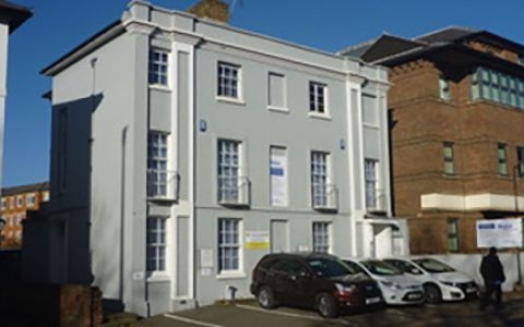 View of Albion Place Serviced Offices